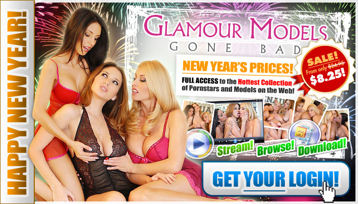 Kylee Strutt at Glamour Models Gone Bad